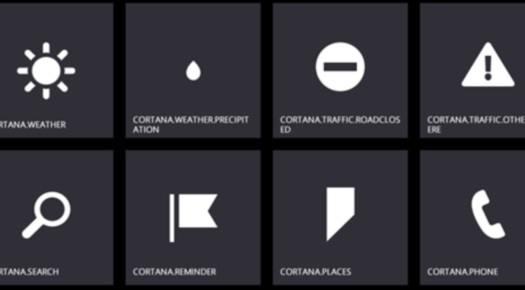 Windows Phone 8.1 icons reveal Cortana functions, much more 16