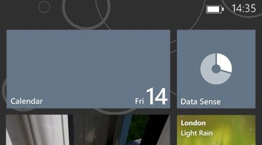 WP 8.1 Start screen backgrounds and IE11 tab sync confirmed 2