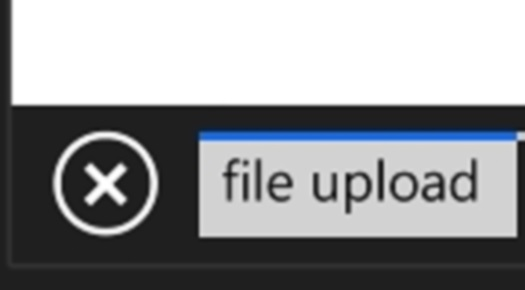 Big news: WP 8.1 supports uploads from the browser! 5