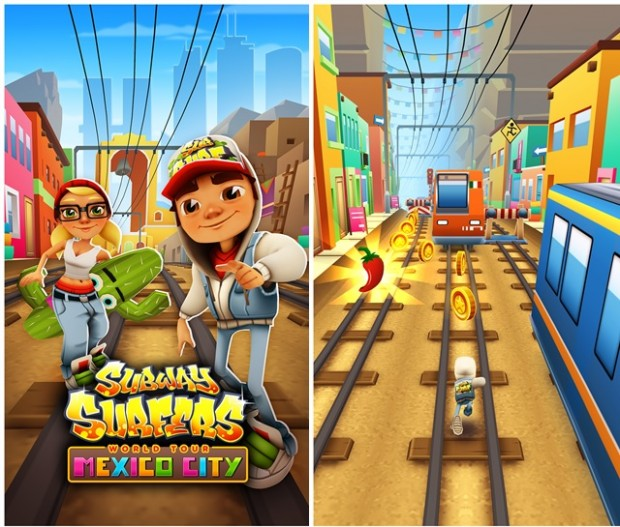 Subway Surfers Windows Phone