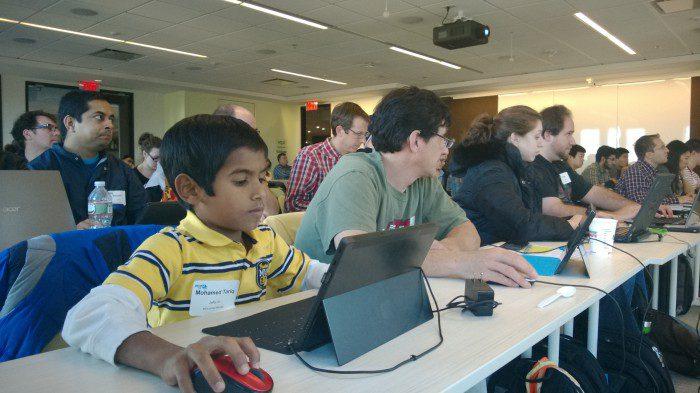 Youngest Windows Phone developer