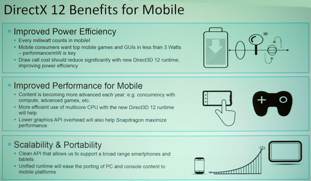 DirectX 12 coming to Windows Phone also - MSPoweruser