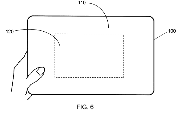Nokia granted a patent for interactive bezels - MSPoweruser