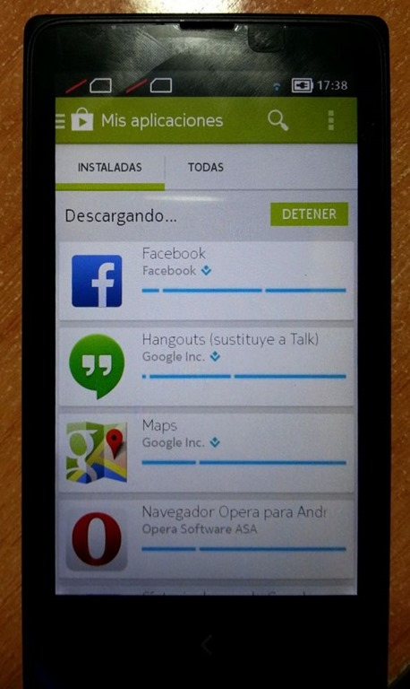 rooted nokia x