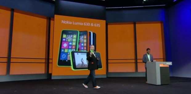 Nokia Lumia 630 and 635