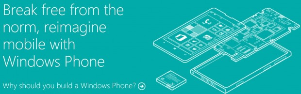 Windows Phone OEM Portal