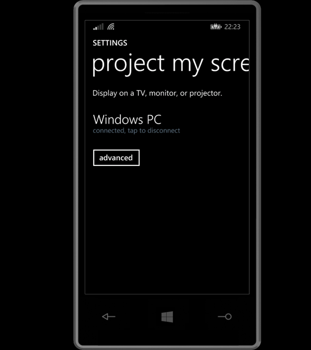 Microsoft's Project My Screen app now available to download