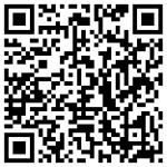 Black Windows Phone app QR