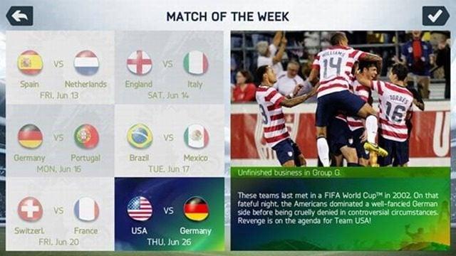 FIFA 14 Windows Phone game