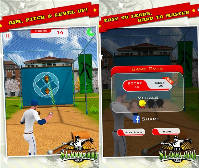 Million Dollar Arm Windows Phone