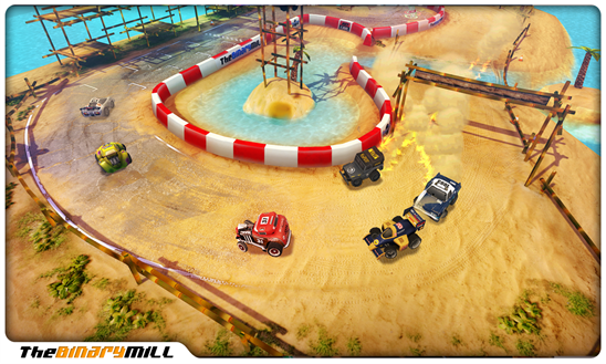 Mini Motor Racing Windows Phone Store