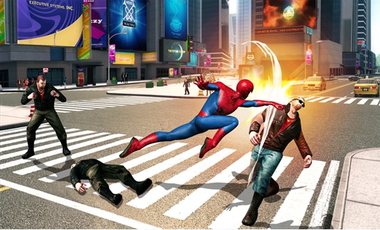 The Amazing Spiderman 2 Windows Phone