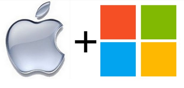 apple plus microsoft