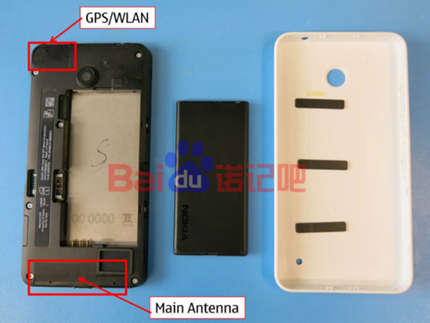 nokia lumia 630 teardown 2
