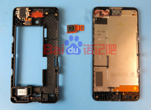 nokia lumia 630 teardown 3