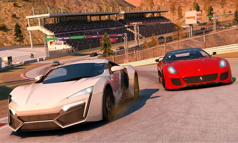 GT Racing 2 Windows Phone