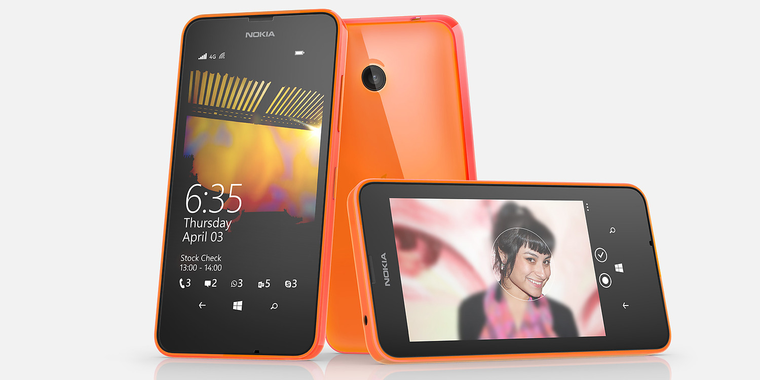 Telenor lists a 1GB version of the Lumia 635 1