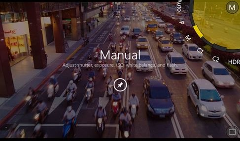 ProShot Windows Phone app