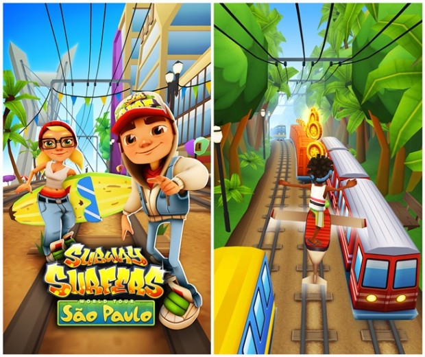 subway surfer windows phone brazil