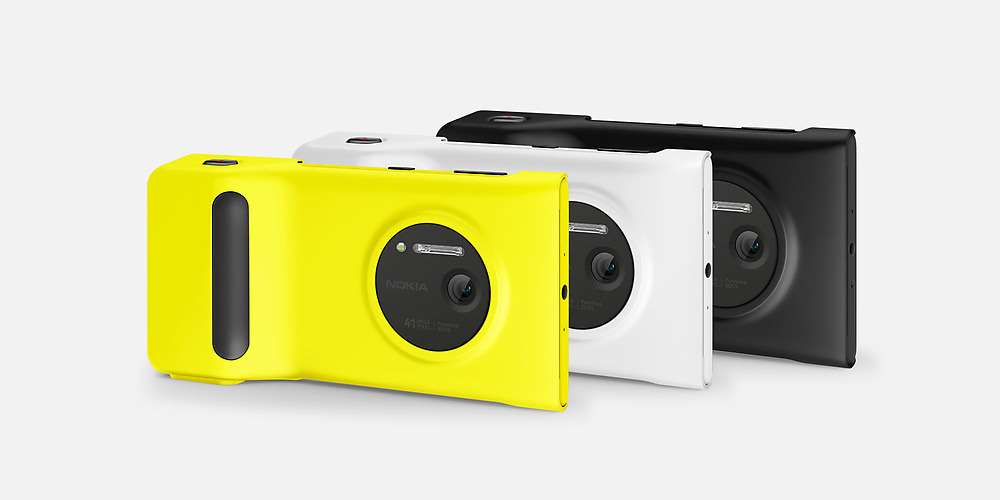 Huawei's P20 recalls the Lumia 1020 with a 40MP camera 4