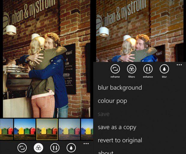 Nokia Creative Studio Windows Phone