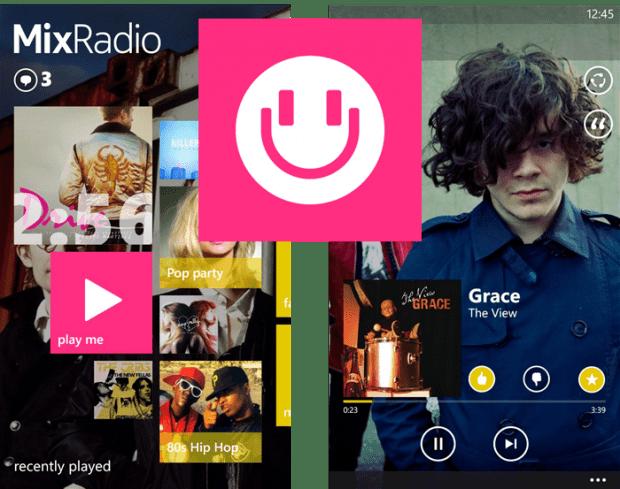 MixRadio Standalone