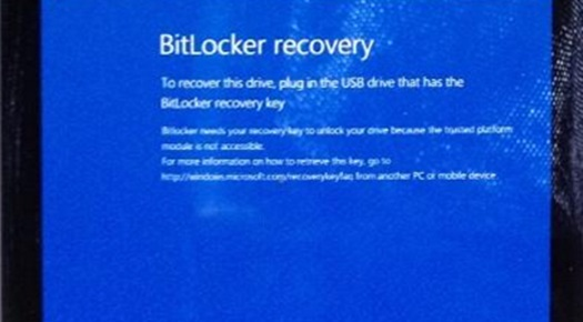 bitlocker header