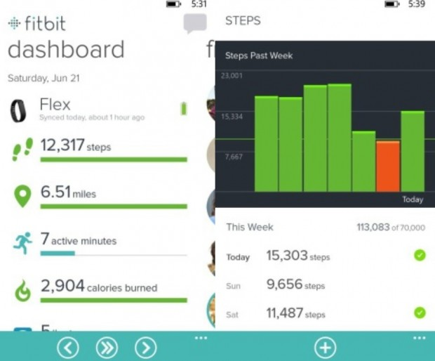 fitbit Windows Phone Store Download