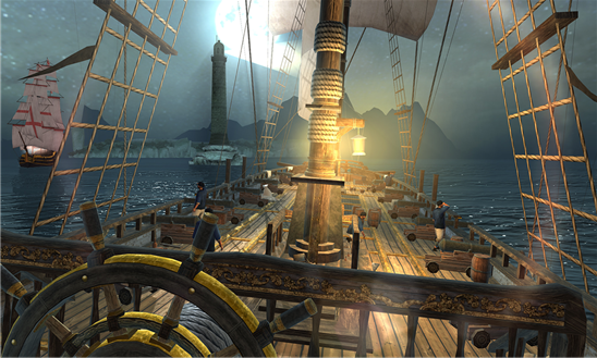 Assassin S Creed Pirates Game Now Available For Download From Windows Phone Store Mspoweruser