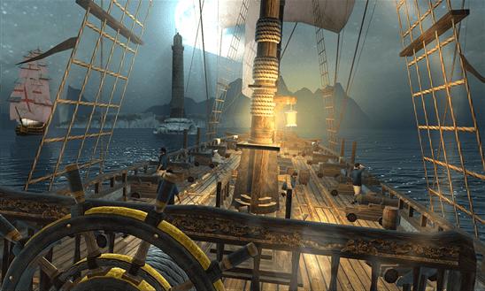 Assassins Creed Pirates Windows Phone