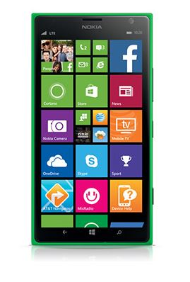 Nokia Lumia 1520 Green