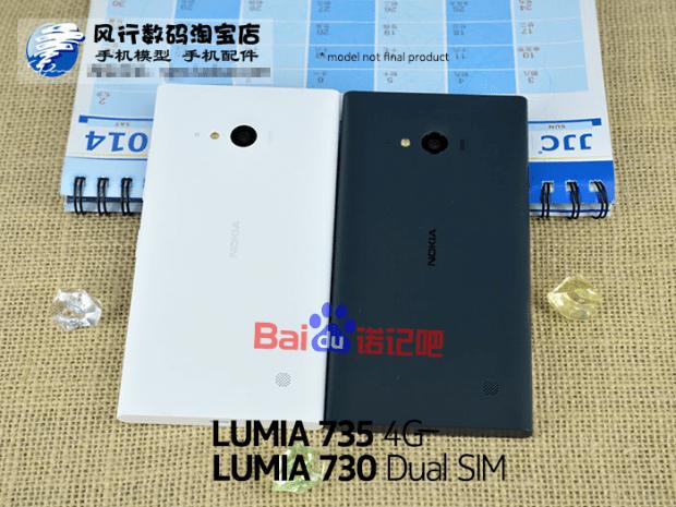 Nokia Lumia 735 4G Lumia 730 Dual Sim 2