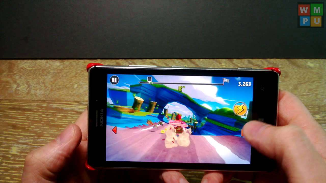 Angry Birds Go! for Windows Phone gets updated with multiplayer support