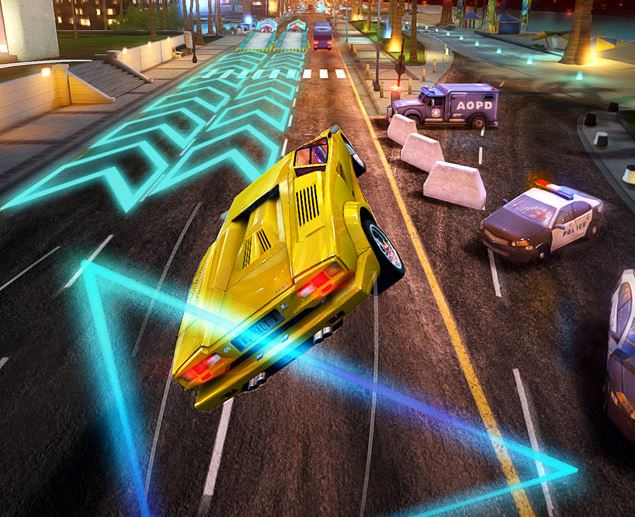 Asphalt Series' First Spinoff Asphalt Overdrive Coming To Windows Phone Soon 4