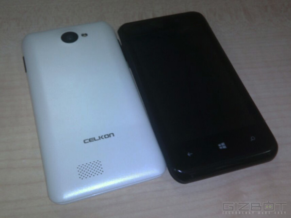 Celkon Windows Phone Win 400