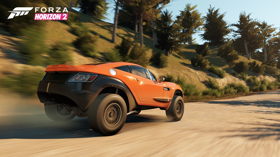 Forza Horizon 2 Xbox One Media
