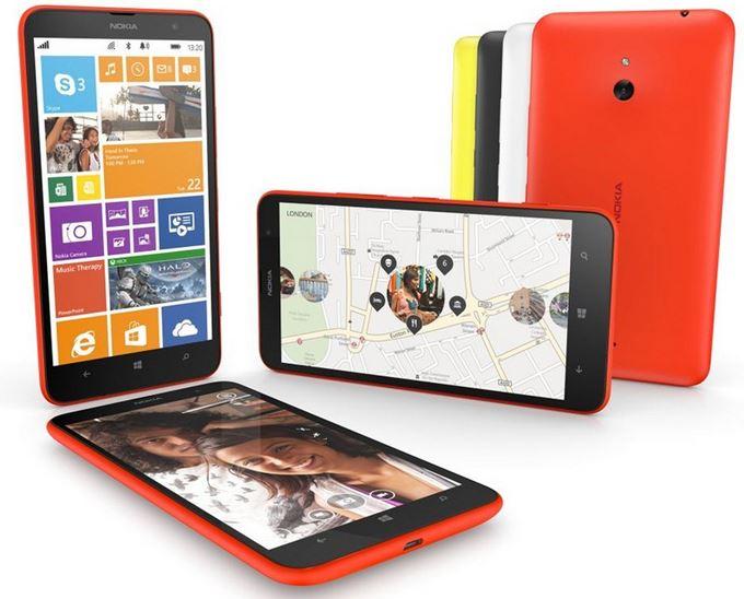Lumia 1320 India deal