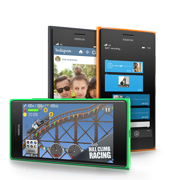 Windows Phone 8.1 Update 2 apparently rolling out for the Lumia 735 2