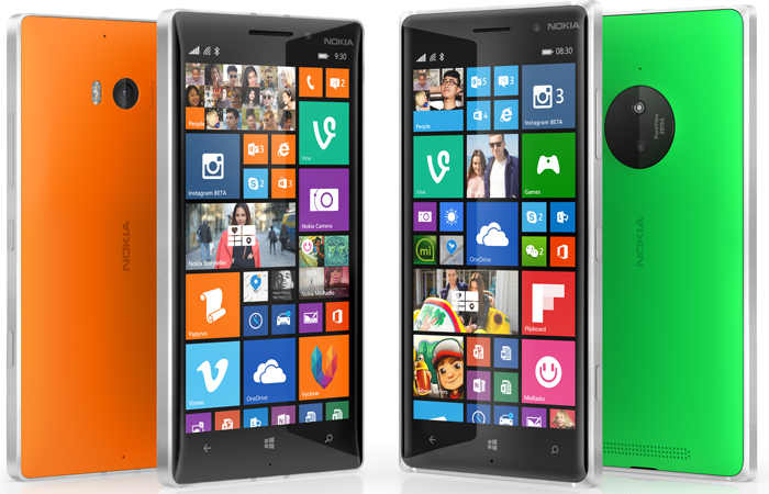 After the buzz: Another look at the Lumias 535, 635, 735 and 830 13