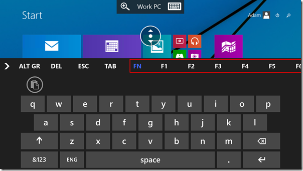 Microsoft Remote Desktop Update