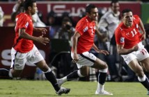 Muhammad Ghafari Egypt vs. Algeria 2-0