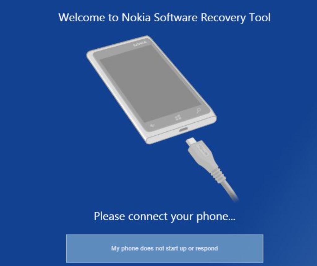 Nokia Software Recovery Took