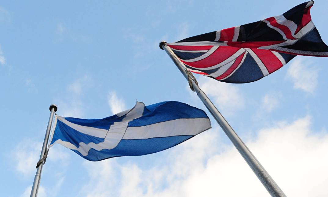 Will Scotland remain part of the UK? (Bing Predictions)