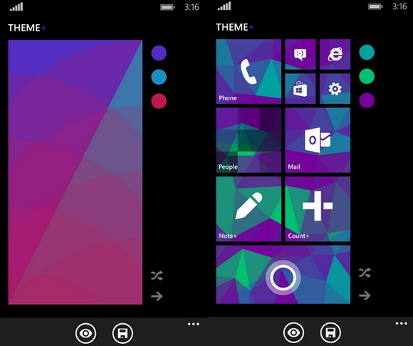 Theme+ Start Screen Customization App Now Free For Limited
