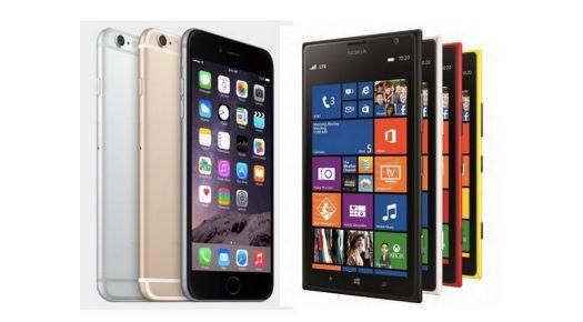 iPhone 6 Plus Vs Lumia 1520 Spec Comparison 7