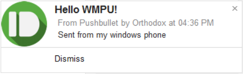 pushbulletWIndows