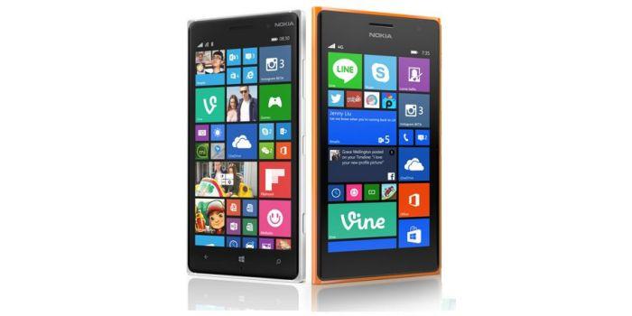 Nokia Lumia 830 now on sale at Telus 1