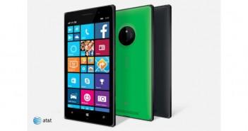 ATT Nokia lumia 830 header