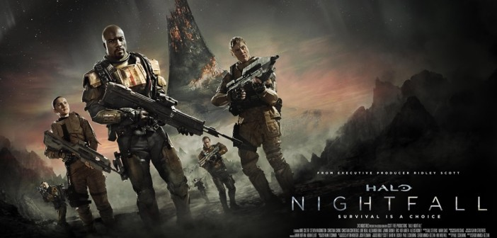 Take A Look At The Halo Nightfall Cinema First Look