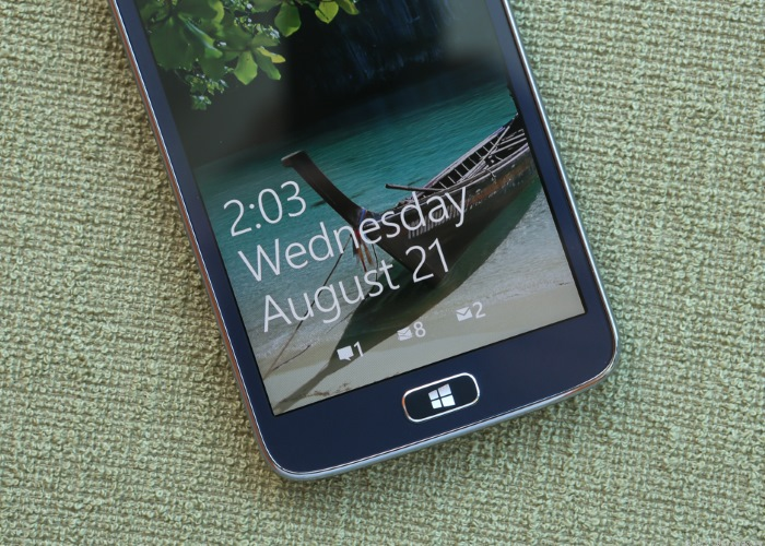 Samsung Ativ S users starts receiving Windows Phone 8.1 update  8